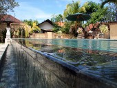 Blue Season Bali Swimming Pool facilities training padi