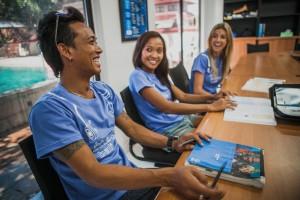 internship bali diving