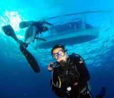 Master Scuba Diver Tech