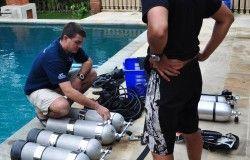 PADI Tec Diving Internships Bali - Tec 40, Tec 45, Tec 50