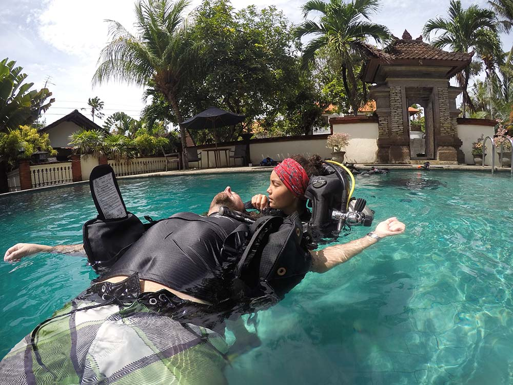 PADI Rescue Course - Blue Season Bali