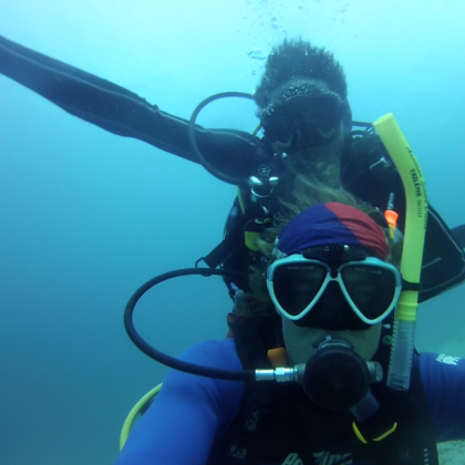 How to make Drift Diving in Bali more exciting…