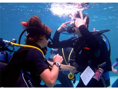 Teaching Tips: The most important dive skill… with people