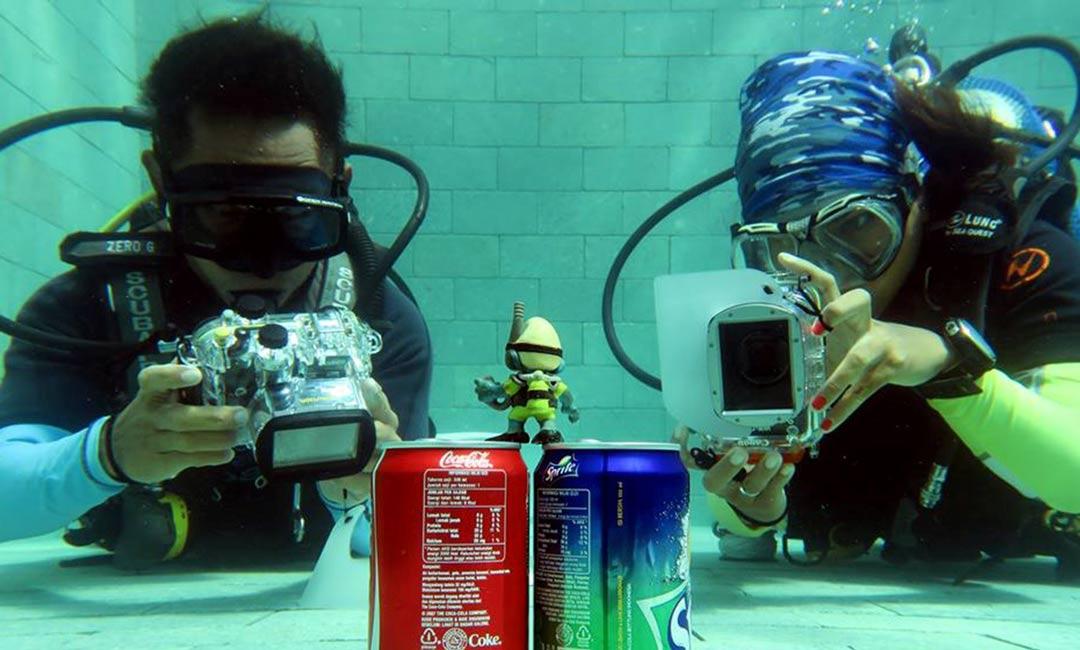 Specialty instructor course Digital underwater Photo