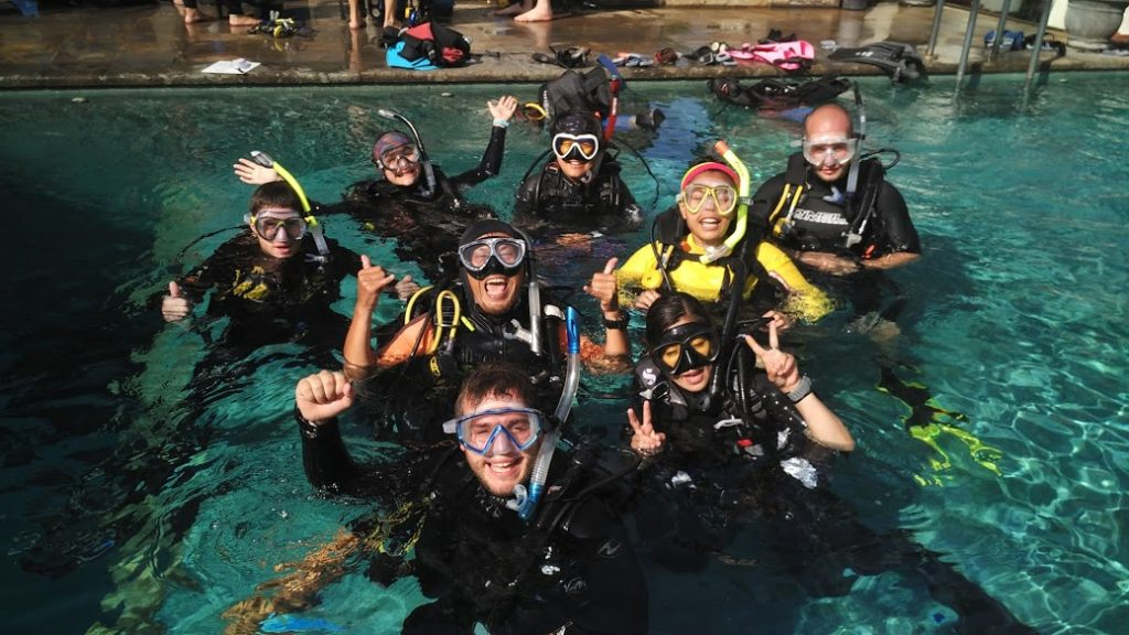 Divemaster Skill Circuit - Blue Season Bali