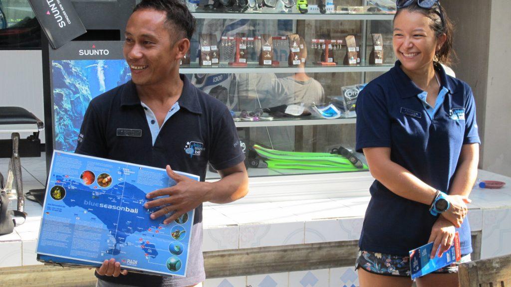 Bali Dive Guides