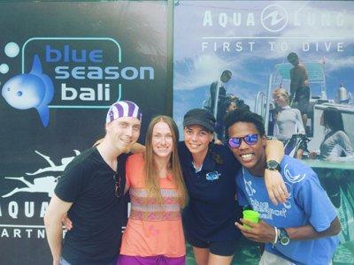 blue season bali trainers