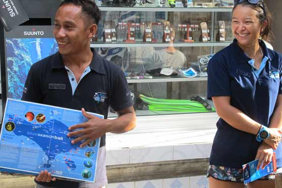 explaining what bali offers