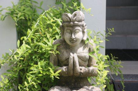 environment bali sculpture