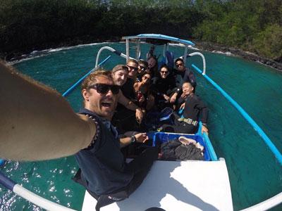 Zero to Divemaster - Internship Bali