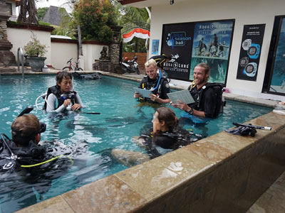3 Month Instructor Internship Bali