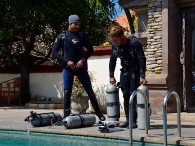 Sidemount special course