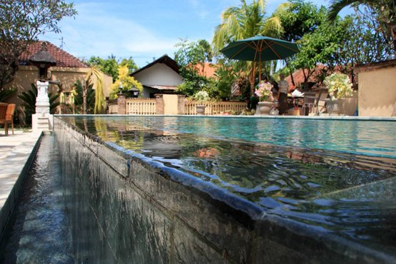 pool for training