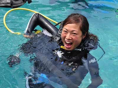 divemaster-experience-pool