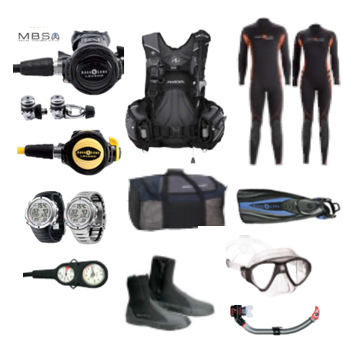 instructor-equipment-package