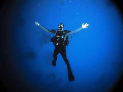 internship under water