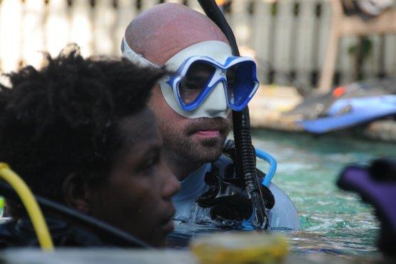 diving standard course idc internships