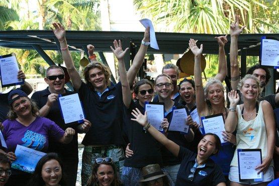 diving pro certificate