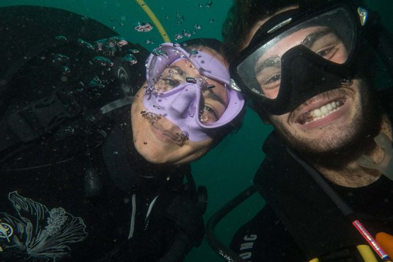 your-divemaster-course