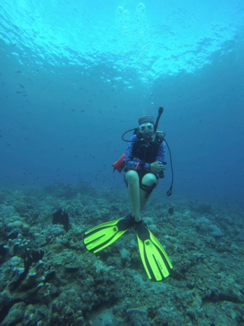 Why you should take a Peak Performance Buoyancy specialty course