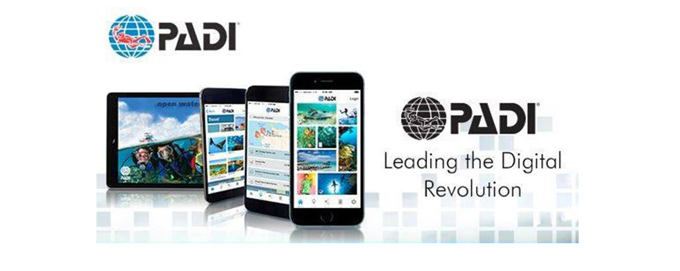 PADI Digital eLearning Touch Product
