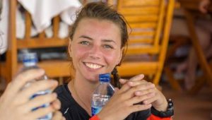 The PADI Pro Jenny from Blue Season Bali