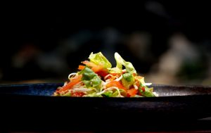 Eat healthy to stay fit for diving in Bali