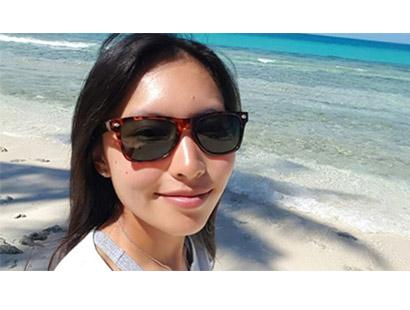 Our PADI professional Naz from Blue Season Bali