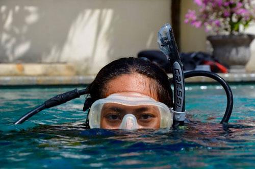 MSDT-Trainer in Blue season Bali