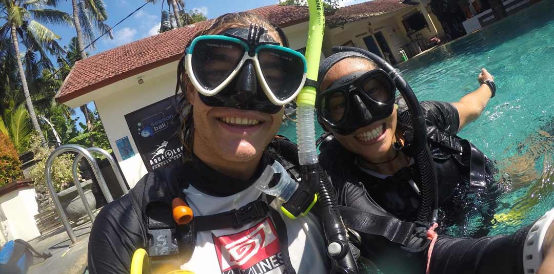 PADI Divemaster Course at Blue Season Bali