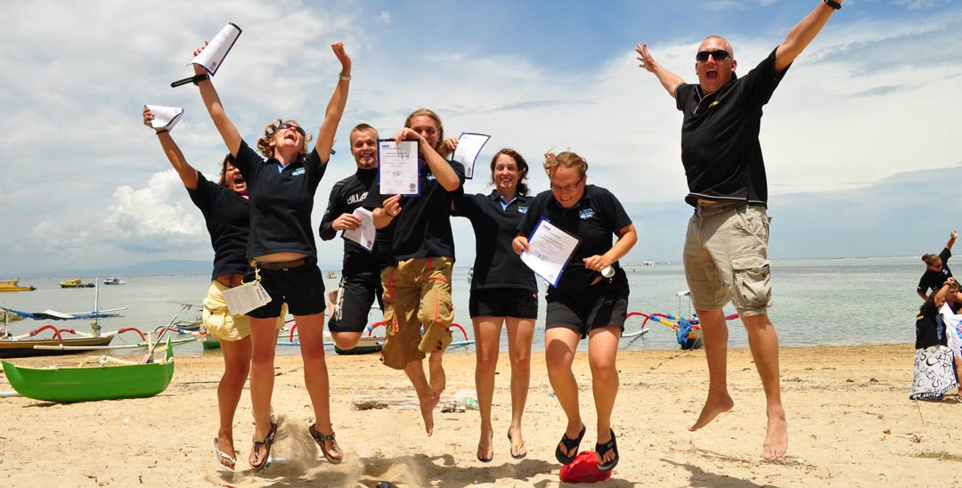 Your Adventure Divemaster Course Experience