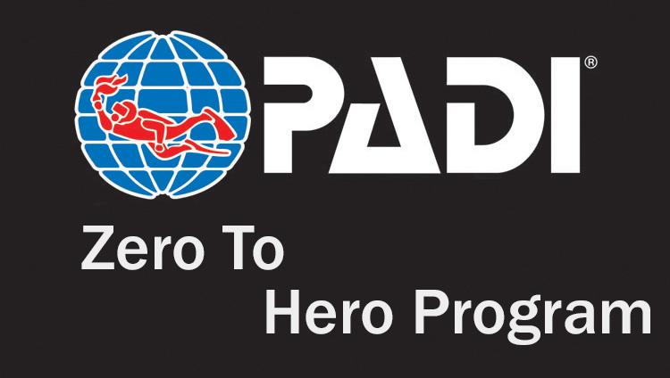 Zero to Hero PADI Program in Bali