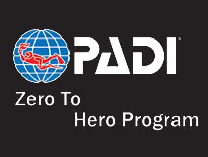 PADI Zero To Hero Program