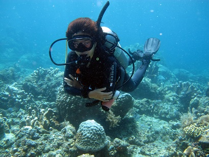 diving more safely in Bali