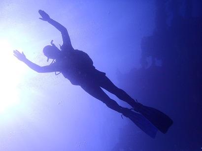 risk of scuba diving in bali