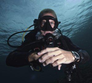scuba diving meditation