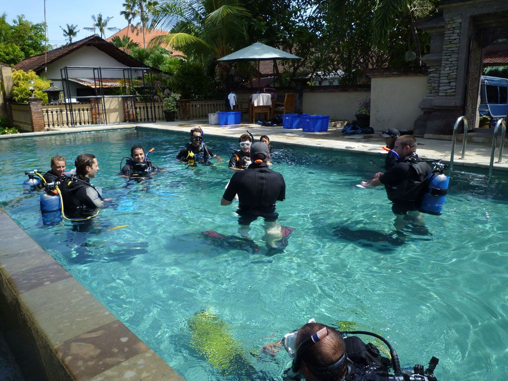 avoid bad diving instructor