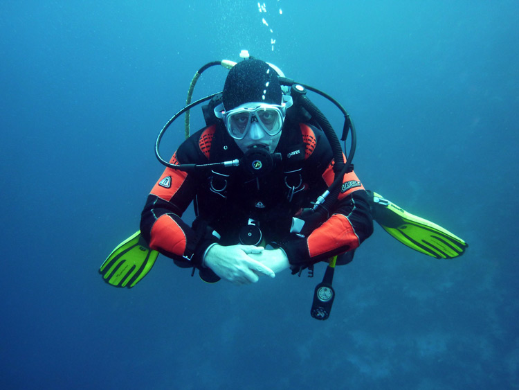 enriched air diving nitrox