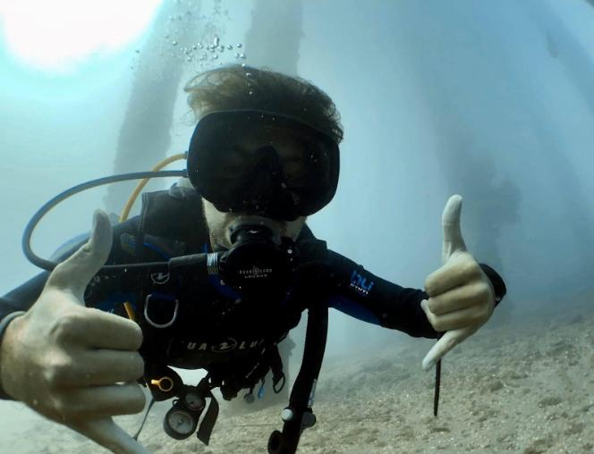 Diving without fear