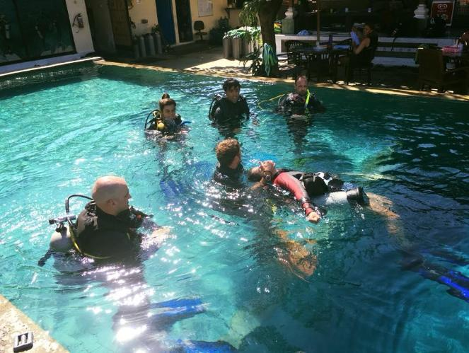Rescue Diving Course